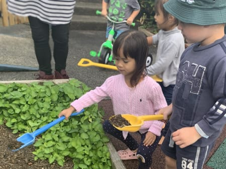 Garden Vision: 'Growing for Good' at ELC