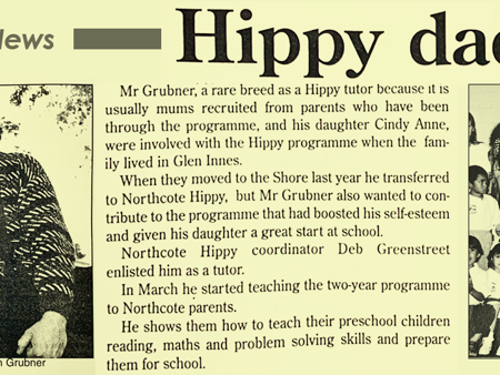 From the archives: NZ's first Dad Tutor